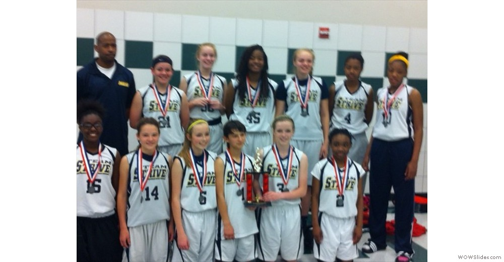 8th Grade takes 2nd at Heart of Texas Grassroots