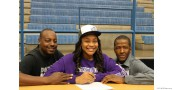 Janae commits to TCU